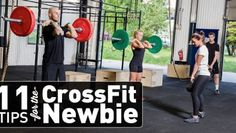 11 Tips for the CrossFit Newbie