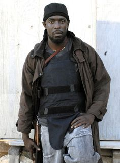 Michael K. Williams as Omar Little in The Wire