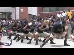 Yard Show Alphas Central State University Black Fraternities, Divine Nine, Central States, Marching Bands, Alpha Phi Alpha, Marauder, Dorm Life, Sorority And Fraternity, Student Life