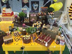 Harry Potter themed birthday party via Kara's Party Ideas   KarasPartyIdeas.com (23)
