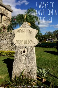 Tips for traveling on a budget. Learn how to save money and still go on the vacation of your dreams. Save to your travel board for inspiration.