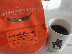 シカゴからの    ブルンディ IKEREZI NGOGOMO    ブルボン種 1650-1700m    チェリーコーラのような重い感じだけど爽やかな印象★    ナッツのような風味も♪