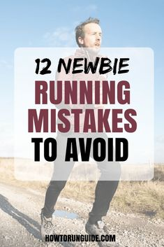 12 Running Mistakes to Avoid - running advice to listen to! Don't do these 12 things (make running easier) #running