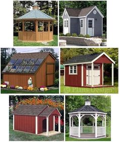 DIY Backyard Project Plans by Plans Design - Get complete sets of project plans with material lists and illustrated, step-by-step instructions. Plans for gazebos, potting sheds, dog houses, backyard cabins, studios and more are on sale at Amazon.com