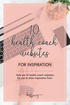 Another 10 Health Coach Websites For Inspiration — Bia Alvarez Design