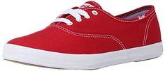 Keds Champion Core Text-Red, Damen Sneakers, Rot (Red), 42 EU - http://on-line-kaufen.de/keds/42-eu-keds-champion-damen-sneakers-16
