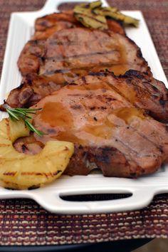 Pineapple Pork Chop 2