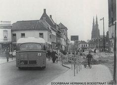 Lijn A, Hermanus Boexstraat