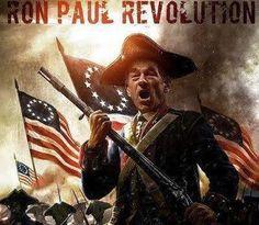 Ron Paul Revolution!