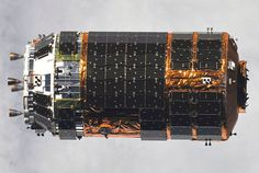 Japan Spacecraft Servicing the ISS?