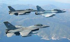 """«Το νομοσχέδιο επαυξάνει ισχύ των Ενόπλων μας Δυνάμεων και κρατά το ξίφος της Ελλάδας """"λαμπερό και κοφτερό""""» ανέφερε χαρακτηριστικά ο… Facebook Messenger Logo, F 16, Fighter Jets, Aircraft, Aviation, Planes, Airplane, Airplanes, Plane"""