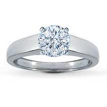 Made to showcase your brilliant diamond, this white gold ring setting is an instant classic. Solitaire Setting, Gold Solitaire Ring, Jared Engagement Rings, Brilliant Diamond, Diamond Are A Girls Best Friend, White Gold Rings, Diamonds, Product Description, Classic