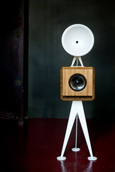 MINI speakers from OMA