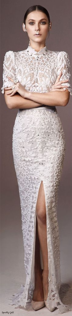 99db117ce908 Lior Charchy 2016 Craft Label Ethereal Wedding, Bridal Musings, Bridal  Shoes, Bridal Gowns