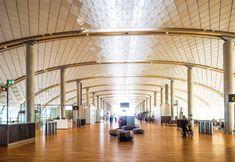 Impatto ambientale minimo e attenzione al comfort dei viaggiatori: la ricetta del nuovo terminal progettato da Nordic – Office of Architecture