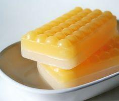Melt & Pour - Tangerine Recipe (Love the colors! Deb)