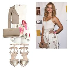 """""""Alison Dilaurentis-Pll"""" by giorgia-calasso ❤ liked on Polyvore featuring IRO, MICHAEL Michael Kors and Valentino"""