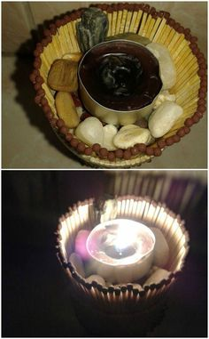 candle romantic