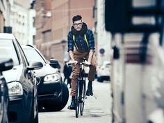 Hövding invisible bike helmet