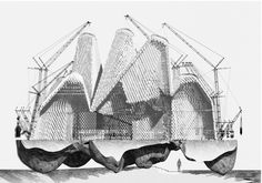 I progetti premiati al XVII Tile of Spain Awards Architecture Drawings, Architecture Old, Spain, Urban, Painting, Architectural Models, Thesis, Studio, Atelier