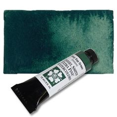 DANIEL SMITH Extra Fine Watercolor 15ml Tube - Deep Sap Green