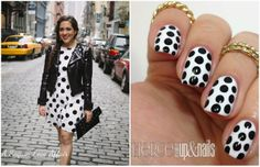 Polka Dot Collab with Shira from A Sequin Love Affair