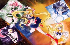 sailormoon character design | Sailor Moon - Sailor Moon Wiki