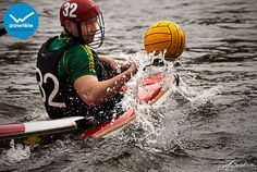 Kajak Polo - Water, Passion, Sport on Behance