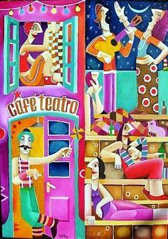 Leandro Lamas ~ Cafe Teatro