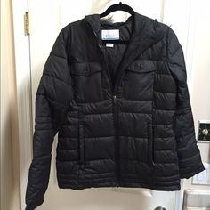 Columbia black puffer jacket New Without tags super warm puffer jacket. Black, size large. Columbia Jackets & Coats Puffers