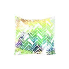Bright corrugatedpillowcase oi20340 Decor Cushion Covers Square 18x18 InchBlend Linen isaacob - Brought to you by Avarsha.com