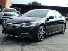 perfect 2016 Honda Accord Sport repairable for sale 2013 Honda Accord Sedan, 2016 Honda Accord Touring, 2014 Honda Accord Sport, Honda Accord Custom, Black Honda Accord, Used Honda Accord, Honda Accord For Sale, Sports Cars For Sale, Sport Cars