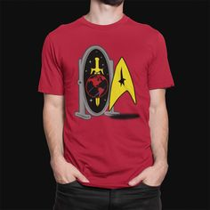 "Generations /""Movie Poster/"" Hoodie Sweatshirt or Long Sleeve Star Trek"