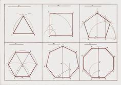 Basic Geometry, Geometry Art, Sacred Geometry, Geometric Drawing, Geometric Shapes, Geometric Construction, Textile Pattern Design, Platonic Solid, Yarn Storage
