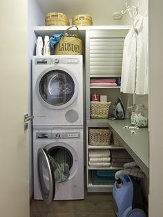 Zum Wäschekammer