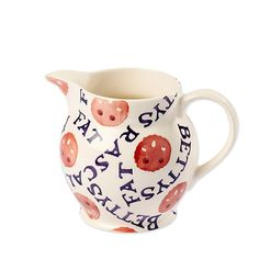 Fat Rascal 0.5 Pint Jug (Betty's Tea Room Exclusive)