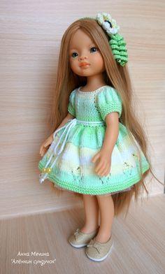 Girls Dresses, Flower Girl Dresses, Summer Dresses, Vintage Dolls, Diy And Crafts, Wedding Dresses, Fashion, Baby Dolls, Beautiful Dolls
