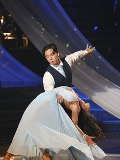 Dancing With The Stars: All-Stars Week 6 Dance of the Night: Apolo and Karina