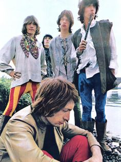 The Rolling Stones, 1968