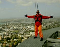 Auckland Sky Walk - 15 Things To Do On New Zealand's North Island