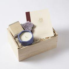 Simone LeBlanc Balance Geode Gift Box