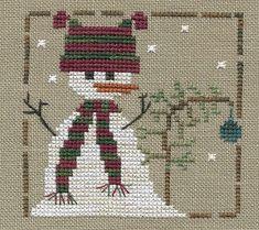 Garden Grumbles and Cross Stitch Fumbles: Bernard - A Finish