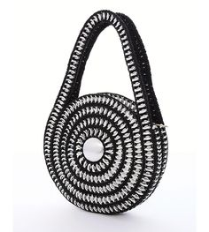 Spiral hand-held purse - escamastudio - 1