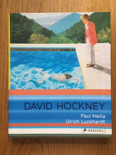 From the book 'David Hockney' by Paul Melia #ART