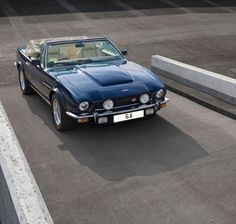 Command Performance - The V8 Vantage Volante Prince of Wales remains one the most striking of all Aston Martins and was the unwitting precursor to the Q by Aston Martin programme, as David Burgess-Wise Reveals.