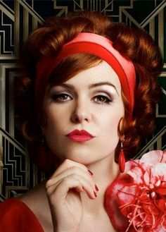 The Great Gatsby (2013) | Isla Fisher (Myrtle Wilson)