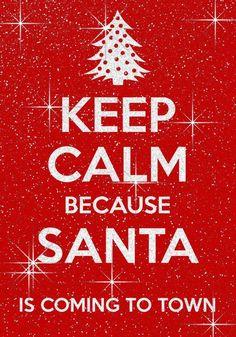 KEEP CALM AND LOVE CHRISTMAS   KEEP CALM ...♛   Pinterest ...