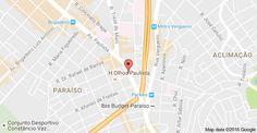 Mapa de Av. Bernardino de Campos, 228 - Paraíso, São Paulo - SP, 04004-050