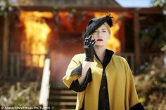 Costumes See the Bombshell Costumes of Kate Winslet's The Dressmaker - The designers explain their favorite looks from the film. - The designers explain their favorite looks from the film. Kate Winslet, Jeremy Irvine, Louis Garrel, Jessica Brown Findlay, Hugo Weaving, Eric Bana, Amazon Prime Movies, Amazon Prime Video, Nick Robinson