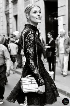 Sofie Valkiers - Rue Cambon - Paris
